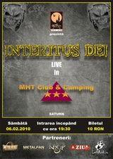 Concert Interitus Dei in Mangalia