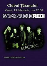 Concert electronic Sarmalele Reci