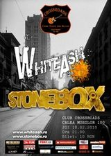 Stonebox concerteaza in 100 Crossroads