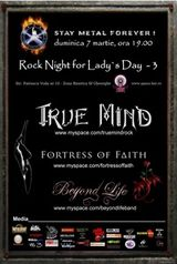 Concert True Mind, Fortress Of Faith si Beyond Life in Bucuresti