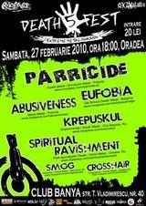 Death Fest 5 in Oradea