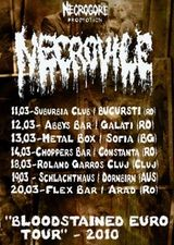 Concert Necrovile in Choppers Bar din Constanta