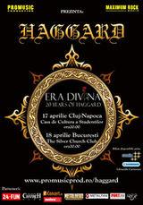 Concert Haggard la Cluj Napoca
