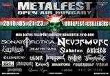 Metalfest Open Air Hungary