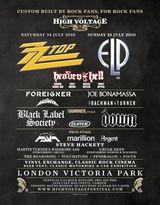 Noi nume confirmate pentru High Voltage festival