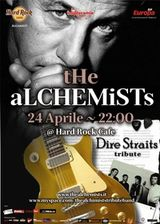 Concert tribut Dire Straits cu The Alchemists