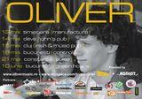 Concert Oliver in Club Manufactura din Timisoara