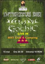Concert Gothic, Interitus Dei si Krepsukul in Saturn