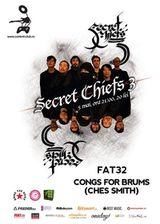 Fostul chitarist Faith No More vine la Bucuresti cu proiectul Secret Chiefs 3