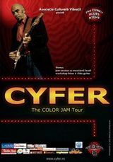 Concert Cyfer in Club Hand din Iasi