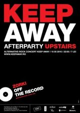 Concert Keep Away in Off The Record din Cluj Napoca
