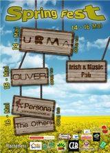 Spring Fest in Cluj Napoca cu Urma, Oliver si Persona