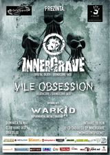 Concert Innergrave, Vile Obsession si Warkid in Iasi