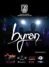 Concert Byron la Amantes Cafe din Bistrita