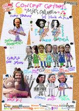 Concert caritabil Copiii Miei la Clubul Taranului