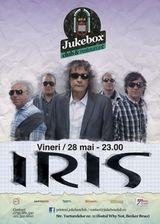 Concert Iris in Club Jukebox din Bucuresti