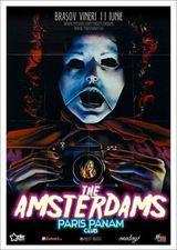 Concert The Amsterdams in clubul Paris Panam din Brasov.