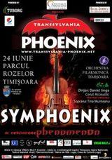 Concert Phoenix in Parcul Rozelor din Timisoara