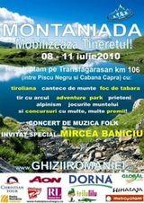 Montaniada 2010 la Balea Lac, cu Mircea Baniciu