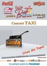 Concert Taxi in Bibi Bistro din Vama Veche