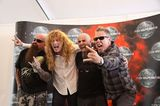 Metallica, Slayer, Anthrax si Megadeth discuta despre muzica thrash metal