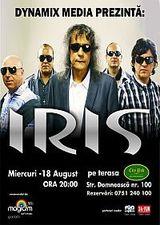 Concert Iris in City Pub din Galati