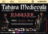 Vino in costum medieval-gothic la concertul Haggard si ai acces garantat in fata scenei!