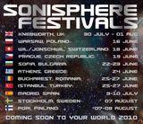Peste 700.000 de persoane au participat la circuitul Sonisphere
