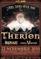 Concert Therion la Arenele Romane din Bucuresti