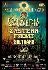 Concert Cadaveria, Eastern Front, Bolthard si Akral Necrosis in Cluj Napoca