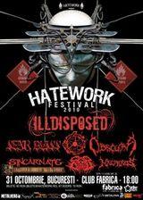 Illdisposed si Sear Bliss canta la Hatework Festival 2010