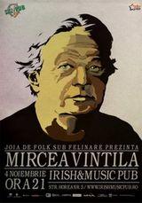 Concert Mircea Vintila in Irish & Music Pub din Cluj