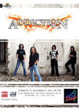 Concert Addiction in club Understage din Braila
