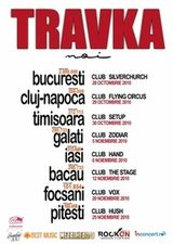 Concert Travka in club Flying Circus din Cluj