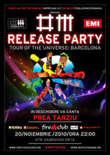 Concert aniversar Depeche Mode cu Prea Tarziu in Fire Club