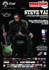 Concert Steve Vai la Sala Polivalenta Bucuresti