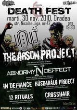 Death Fest 6 in club Vault 42 din Oradea