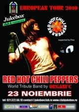 Tribute Red Hot Chilli Peppers in Club Jukebox din Bucuresti