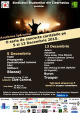 Academia Sperantei, ziua 2 in club Control Bucuresti