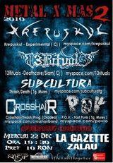 Metal X Mas 2 in Zalau