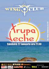 Concert Trupa Veche in Wings Club Bucuresti