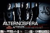 Concert Alternosfera in Flying Circus din Cluj