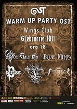 Ost Mountain Fest 2011 Warm Up Party in Wings Club