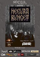 Concert Negura Bunget in club Rockstadt din Brasov