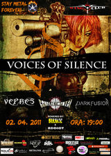 Concert Voices Of Silence, Vepres si multi altii in Wings Club