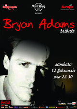 Concert tribut Bryan Adams in Hard Rock Cafe Bucuresti