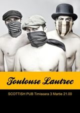 Concert Toulouse Lautrec in Scottish Pub din Timisoara