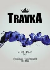 Concert Travka in club Hand din Iasi