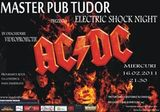 Electric Shock Night in Master Pub Tudor din Iasi