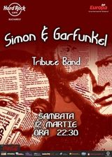 Concert tribut Simon & Garfunkel cu Central Park in Hard Rock Cafe Bucuresti